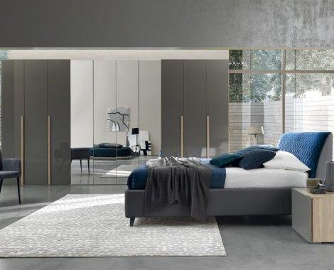 Loft con letto Silver